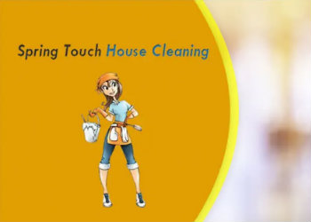 Spring Touch House Cleaning