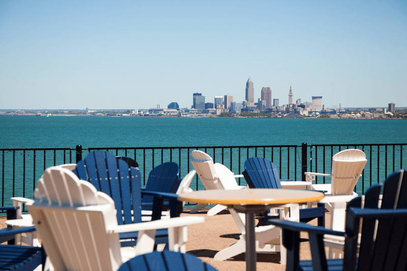 Pier W Cleveland Ohio
